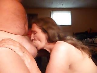 I Am My Man Cock Sucking Whore Opps I Spilled Some Sperm
