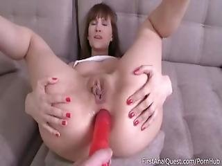 Anal Porno Features Anika Vice Getting Ass Fucked   Firstanalquest.com