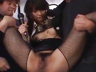 Misato Kuninaka Is Full Of Cum