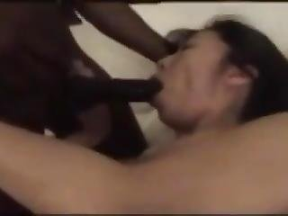 Asian Hotwife Takes Black Cock Cheating On Husband Wittol