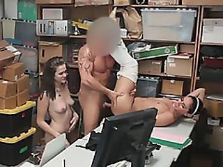 Milf sex på kontoret