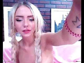 Sweetessy - Chewing Gum Pigtails - Live - Webcam (k5)