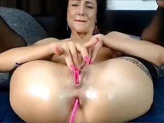 My 9 To 5 Job: Webcam Dildo Artist Whore
