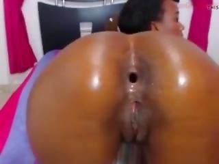 dildo, latina, onani, sexet, webcam