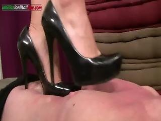 Bdsm, Facesitting, Feet, Femdom, Fetish, Foot, Forest, Hardcore, Humiliation, Mother, Outdoor, Slave, Smothering, Trailer