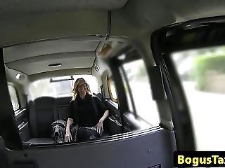 Big Boob, Boob, Facial, Gagging, Milf, Taxi