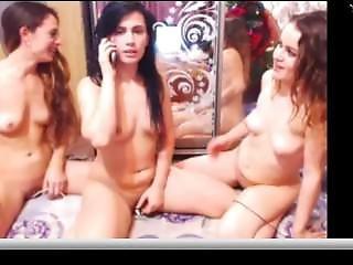 Fisting, Lesbian, Toys, Webcam