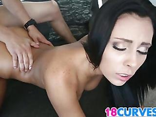 Big Booty Teen Gianna Nicole Gets Banged