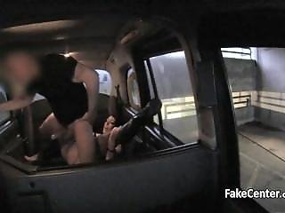 Fat Milf Sucked Balls In Taxi