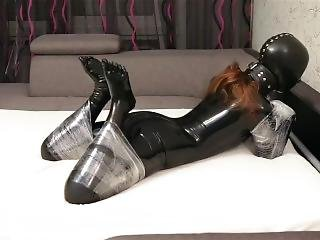 Safe And Bound Latex Encasement