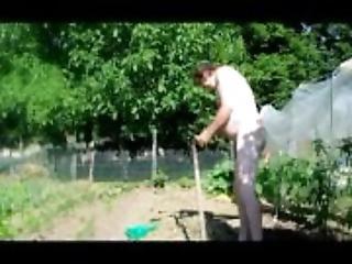 straight transvestite garden anal fisting man sextoy dildo 63