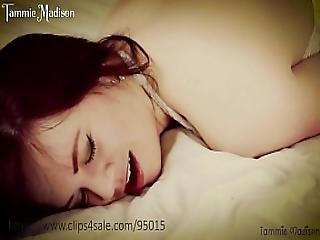 Sensual Masturbation And Orgasm By Hot Redhead