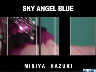 Miriya Hazuki Amazes With Her Soft Asian Lips