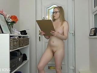 Enf Realtor Undresses While Inspecting House