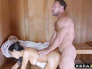 Busty Milf Isis Love Makes A Guy Cheat And Fuck Her Ass