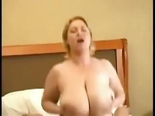 Samantha 38g - Gets Fucked By A Huge Shaft