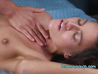 Sexy Chick Eveline Dellai Gets Her Pussy Pounded Hard