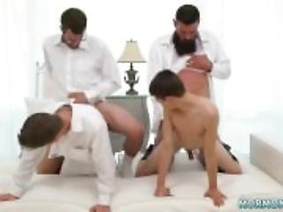 Emo hot boys nude gay Elders Garrett and�