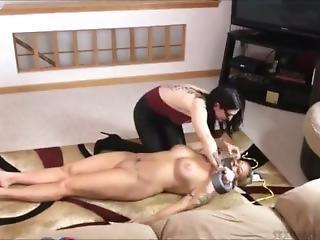 bondage, fetish, lebb
