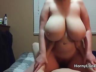 Amateur Bbw Ride On Cock