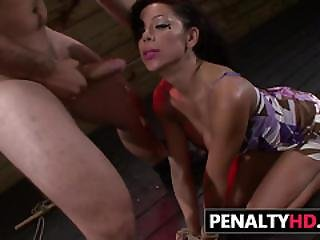 Fetish Bdsm Action For Teen Lola Love