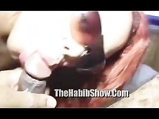 Juicy Lip Dick Sucking Domincan Hoe