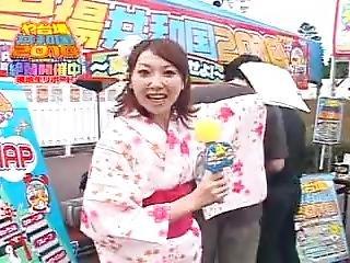 Japanese Announcer Facials Vol. 5