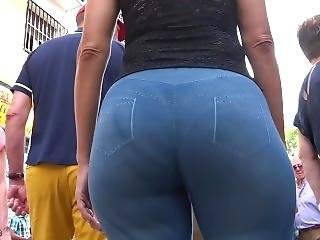 Delicious Spanish Curvy Milf Ass From Gluteus Divinus