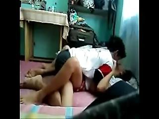 Big Brother Fucking Own Little Sister In Bedroom