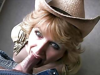 Milf Cowgirl Blowjob And Facial