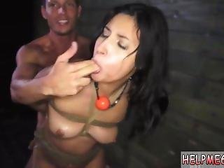 Roommate Anal Punishment And Mistress Dominates Guy And Men Are Spit