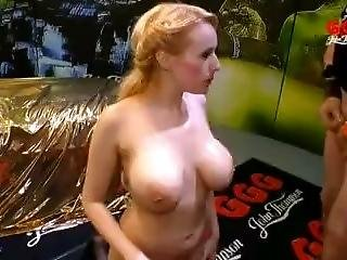 Chessie Kay The Sperm Goddess