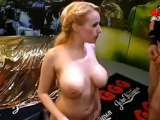 bukkake, gangbang, német, istennõ, hardcore, pornósztár, sperma