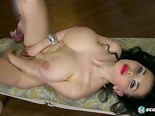 Busty Cover Girl 2