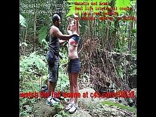 Jungle Fever Part 1 Natalia And Arami - Real Interracial Couple Porn Clips 4 Sale Dot Com Slash 892