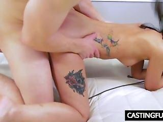Rough Casting Fuck For Gia Paige