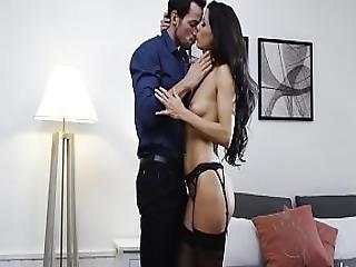 Perfect Real Couple Having Beautiful Sex