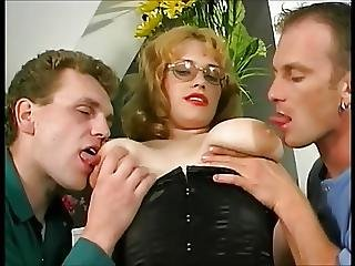 Big Boob, Boob, Busty, Milf, Prostitute, Public, Russian, Threesome, Ugly