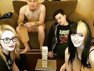 Amateur Emo Group Sex