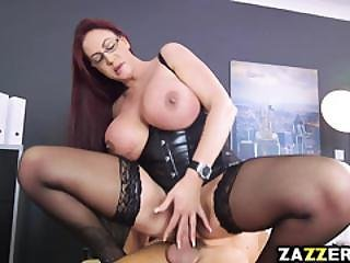 Marc Rose Romping Milf Emma Butts Pussy On Top