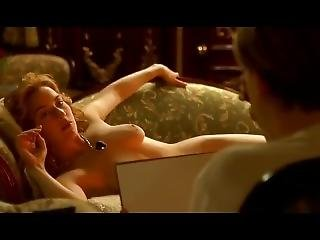 Kate Winslet Nude In Titanic (1997)