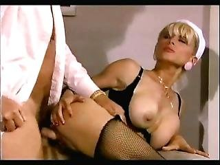 Passionate Sex With A Pretty Maid