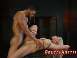 Rough mexican sexy slut anal first time