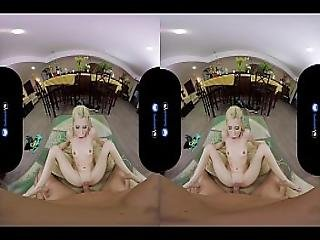 Badoinkvr.com Skinny Blonde Piper Perri Craves For Your Dick