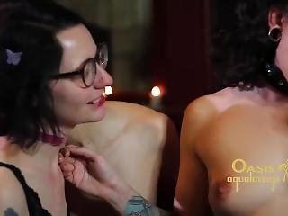 Cecilia Morrell & Friends: Sybian Straddle Orgy