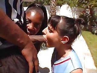 Brown Sugar And Arianna Jollee