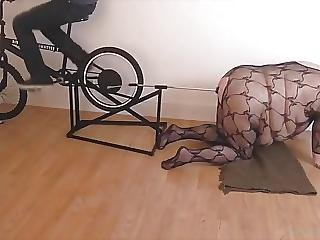 Bbw, Bicycle, Butt, Fucking, Fuckingmachine, Funny, Sex, Toys