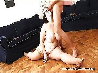 Extreme Flexible Fat Stepmom