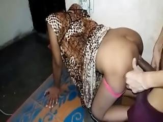 Horny Indian Teen Girl Fucked Doggy Style By Stepbrother