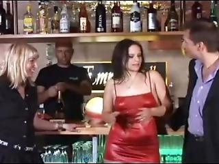 rubia, blowjob, cumshot, gangbang, aleman, handjob, madura, orgía
